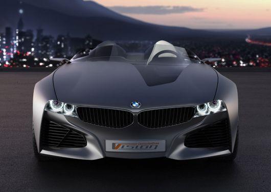 BMW Vision Connecteddrive Roadster - Geneva Motor Show 2011