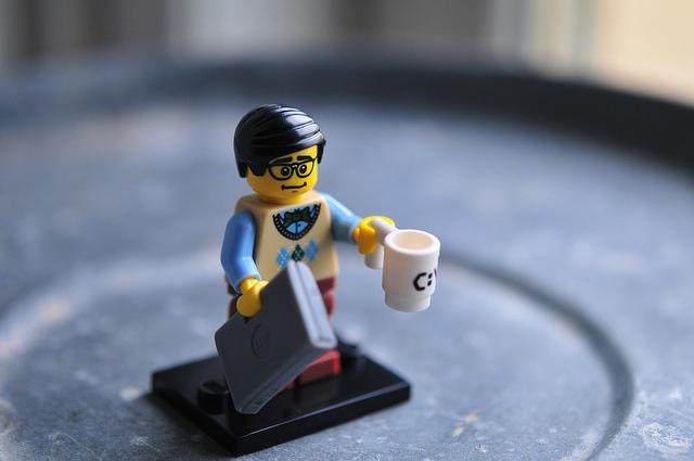 Лего професор