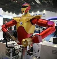 Китай представи робот за работа в космоса!