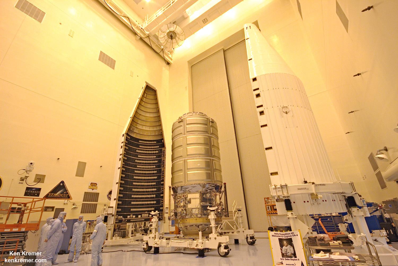 НАСА одобри изстрелването на кораба Сигнус до МКС