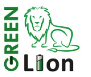 Лъвът на зелените батерии