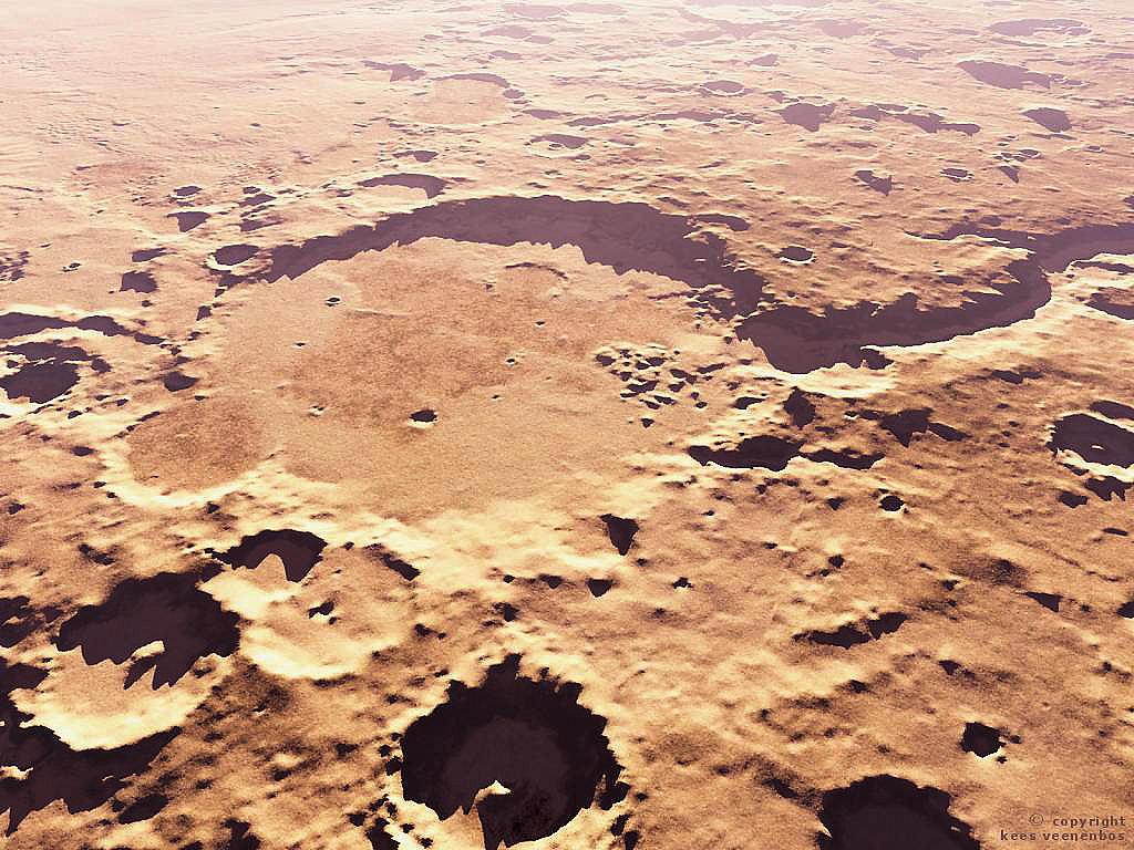 На Марс: Учените казват, че в крайна сметка кратерът Гюсев е съдържал езеро