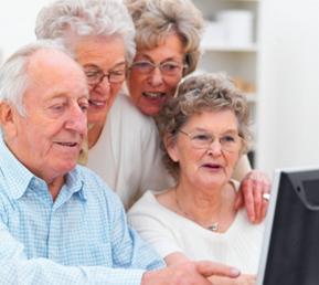 Европа за възрастните хора