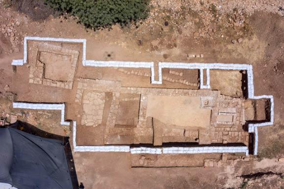 Църква на 1500 г. е открита в Израел