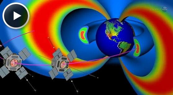"""Кораб на НАСА записва """"земна песен"""""""