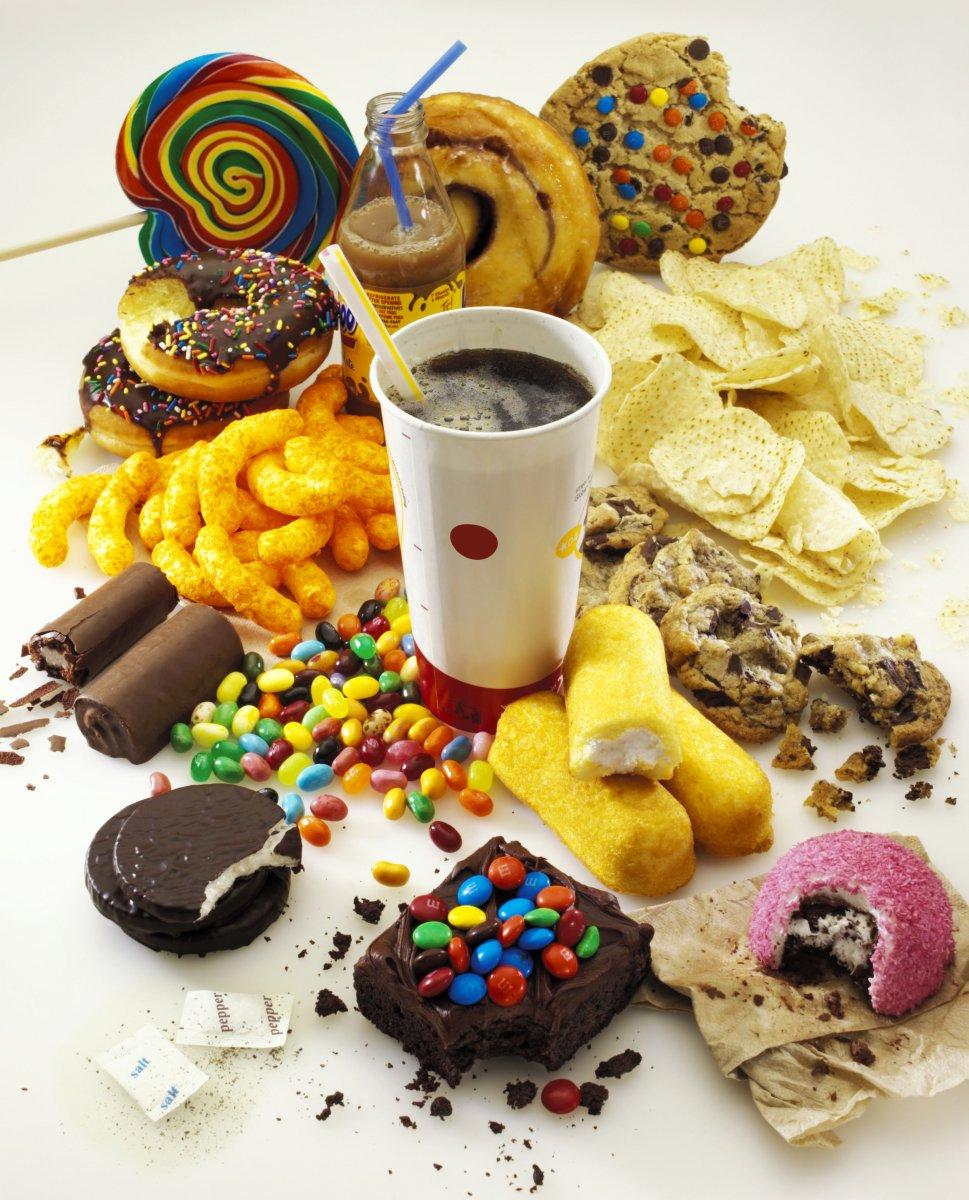 """""""Ултра-преработените"""" храни съставят повече от половината от калориите в американската диета"""