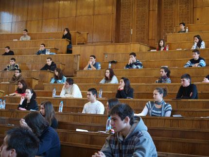 Второ класиране на кандидат-студентите за учебната 2015/2016 г. в СУ