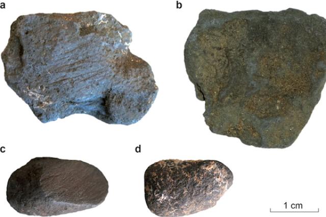 Може би неандерталците са използвали химически вещества, за да запалят огън