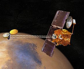 15 години от изстрелването на Марс Одисей!