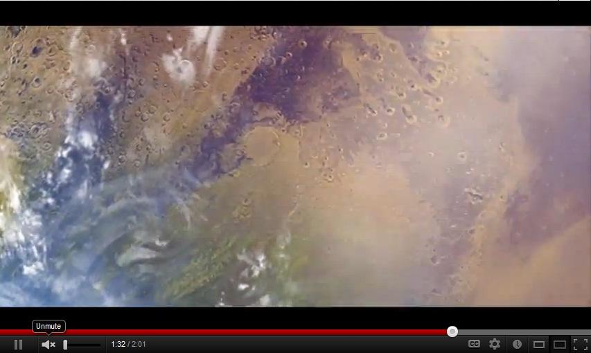 Какво може да се е случило на Марс - нова теория.