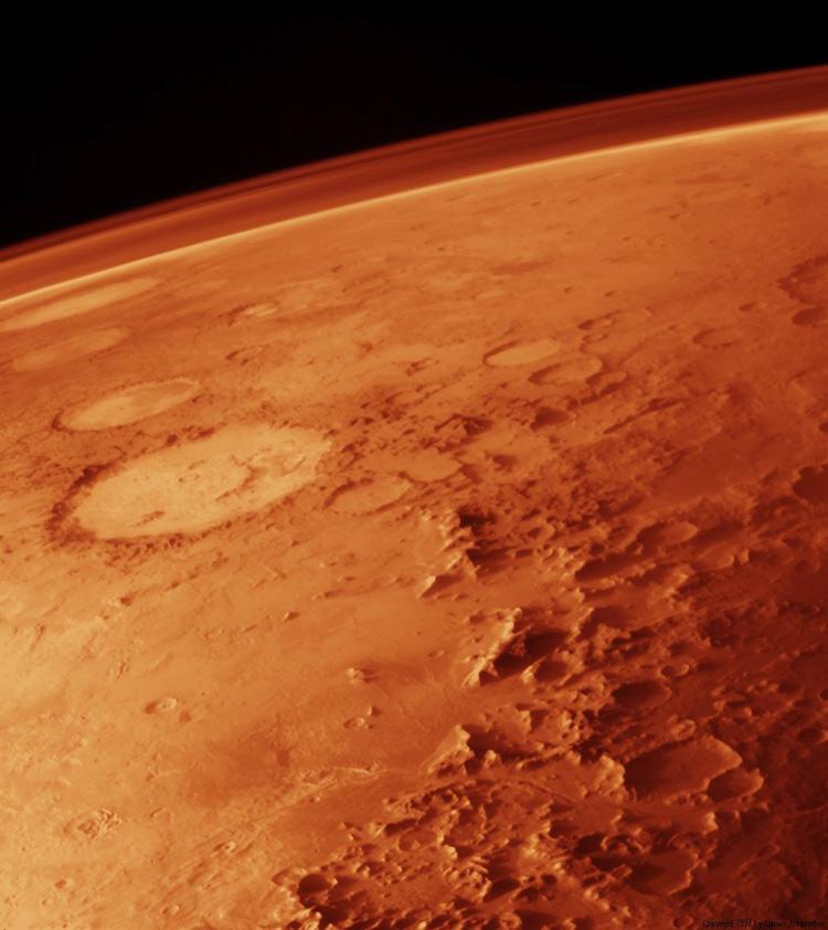 Полет до планетата Марс би бил възможен след 2035-та година чети