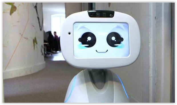 Роботът - най-добрият приятел на човека