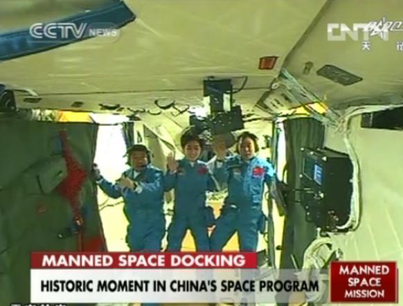 Ще има китайски пилотиран полет през 2016!