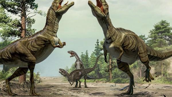 Динозаврите може да са танцували като птиците, за да привлекат партньори