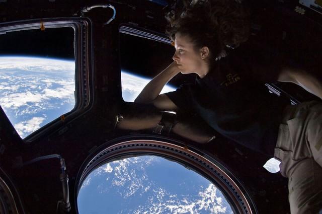 Жените в космоса