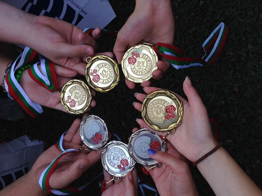 Седем медала за България в Международна олимпиада по лингвистика